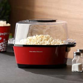 Máquinas para Popcorn