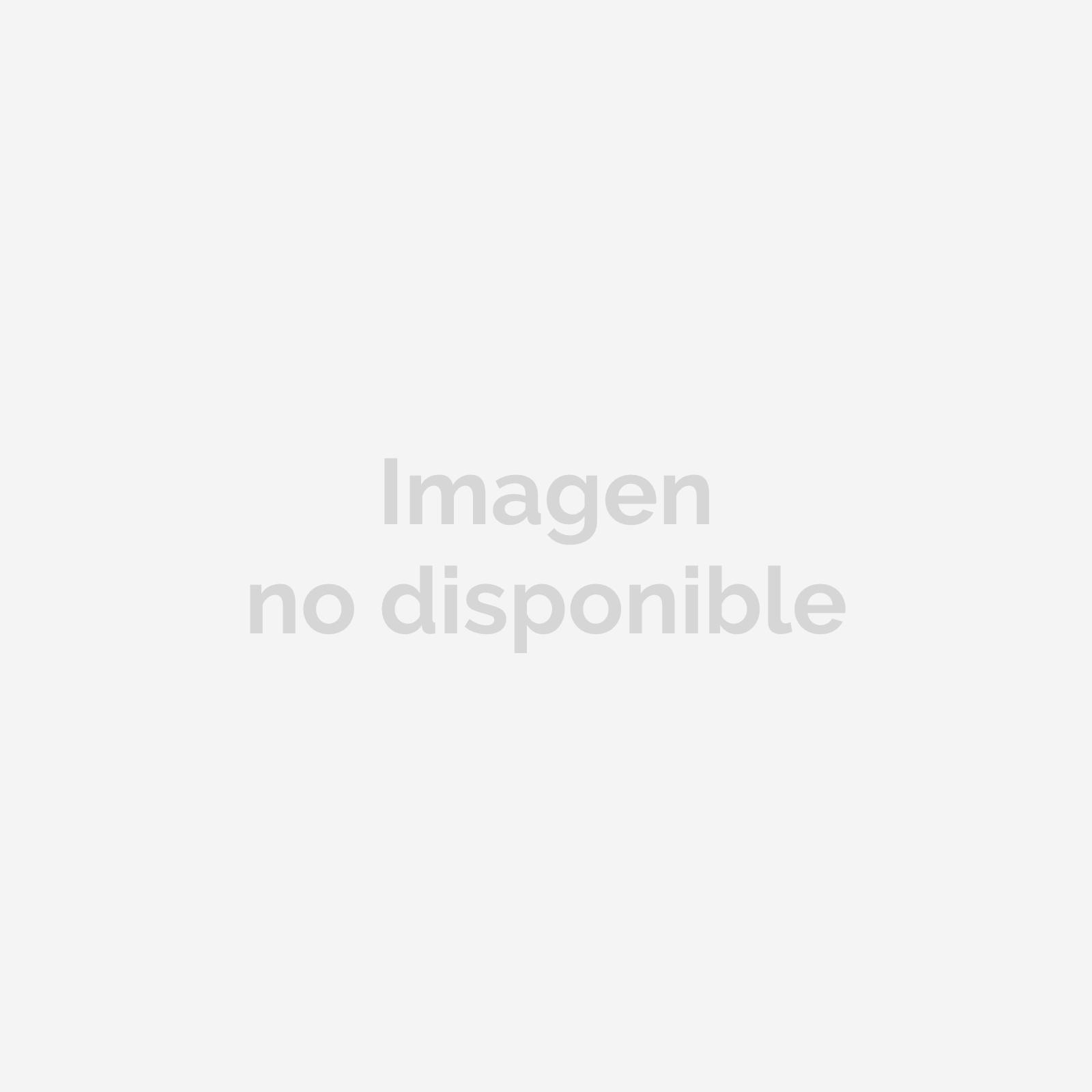 Plato Base Circle Blanco Y Dorado