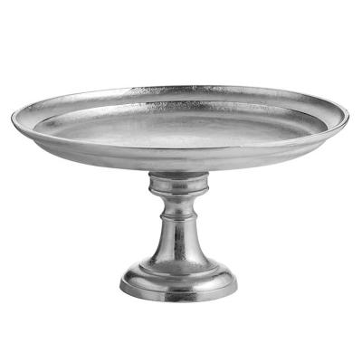 Bowl Decorativo Plata