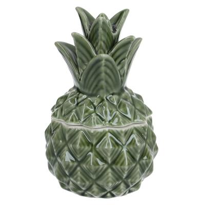 Piña Decorativa Grande Verde