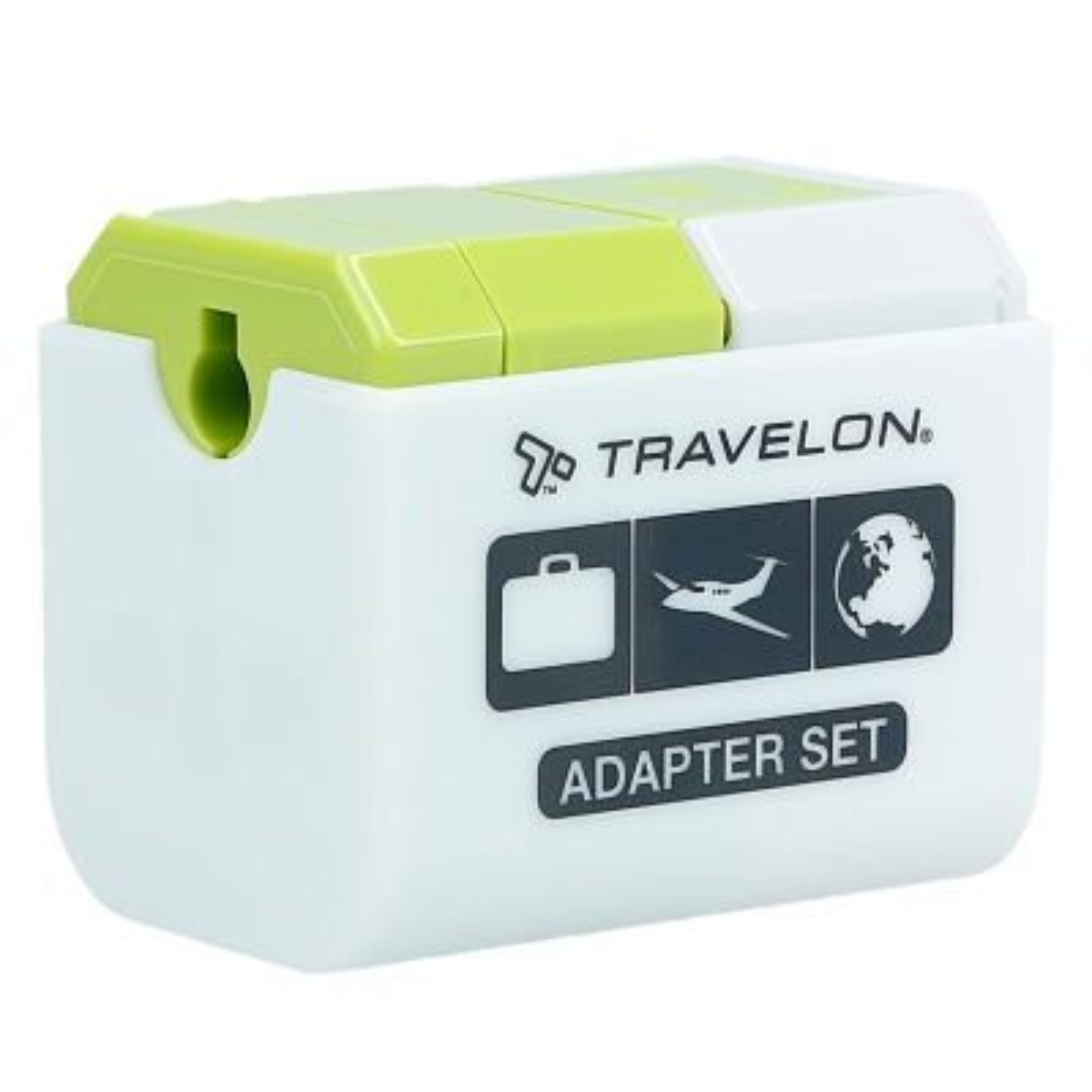 Travelon Adaptador Eléctrico Universal