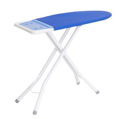 Tabla De Planchar Con Forro Azul