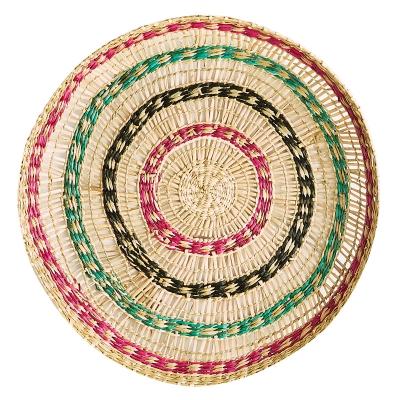 """Platón De Bambú Seagrass 15"""""""