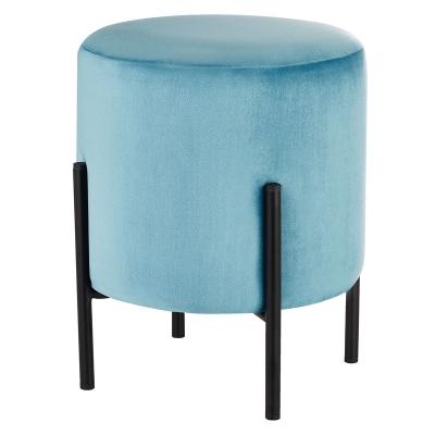 Otoman Micky Azul Claro