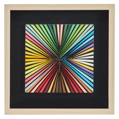 "Cuadro Multicolor 20"" x 20"""