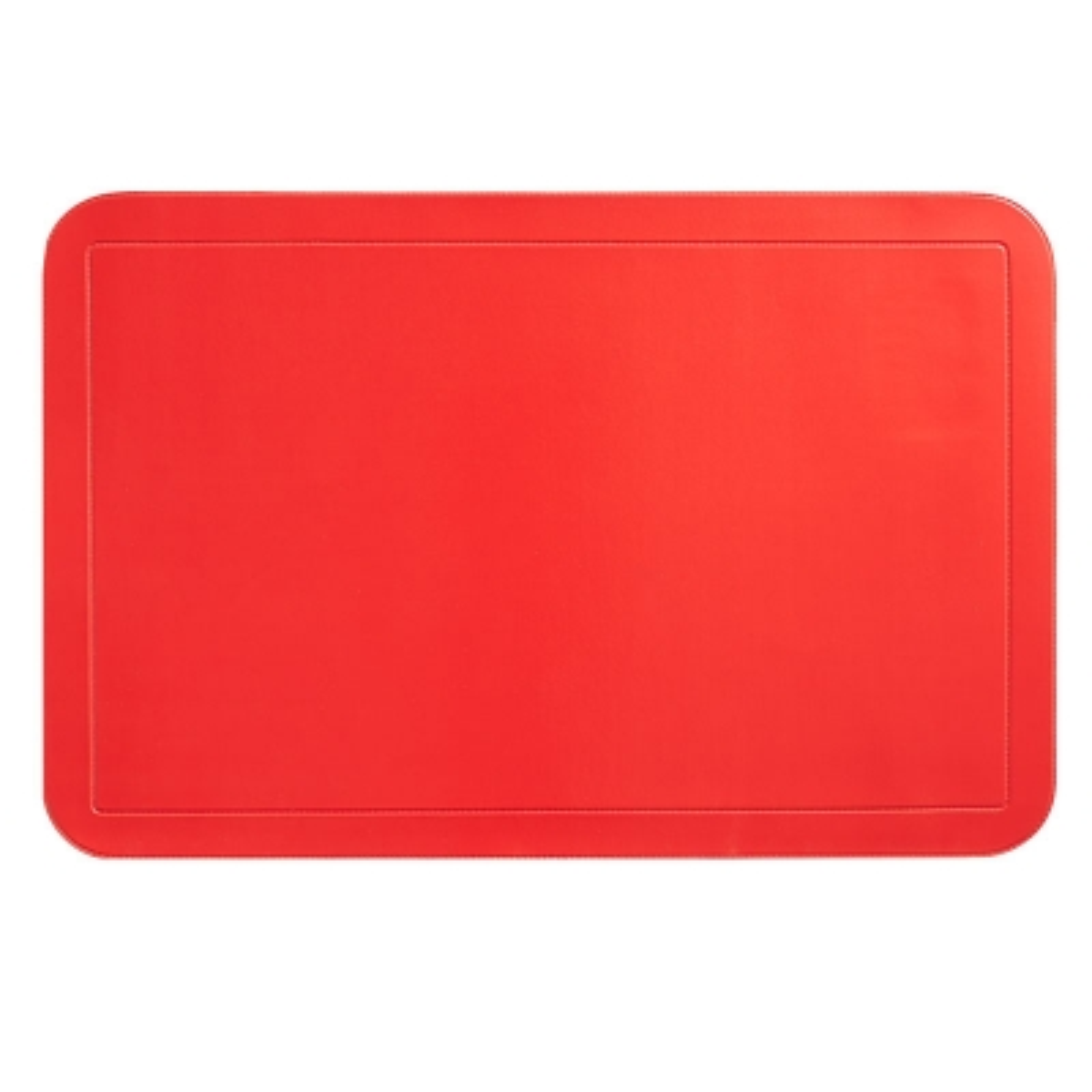 "Individual Rojo Fresa 17"" x 11"""